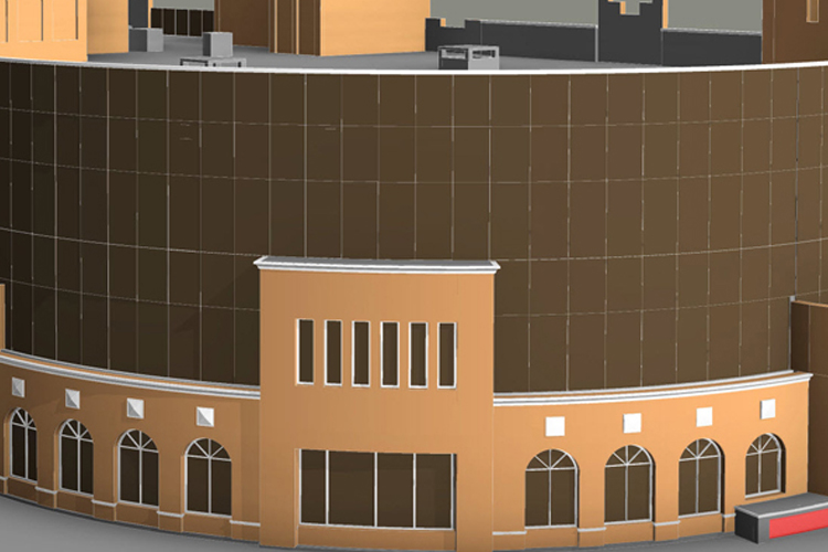 Building Information Model